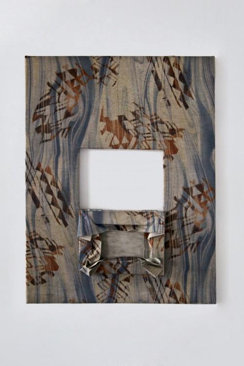 porte batik — Charlotte Houette, Artiste