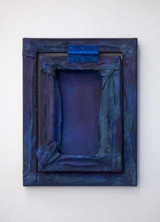 shanaynay porte bleue — Charlotte Houette, Artiste