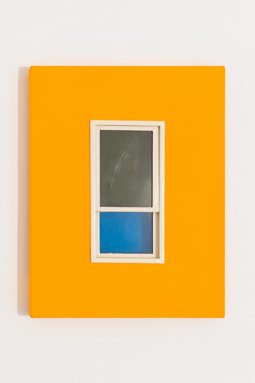 petite porte jaune — Charlotte Houette, Artiste