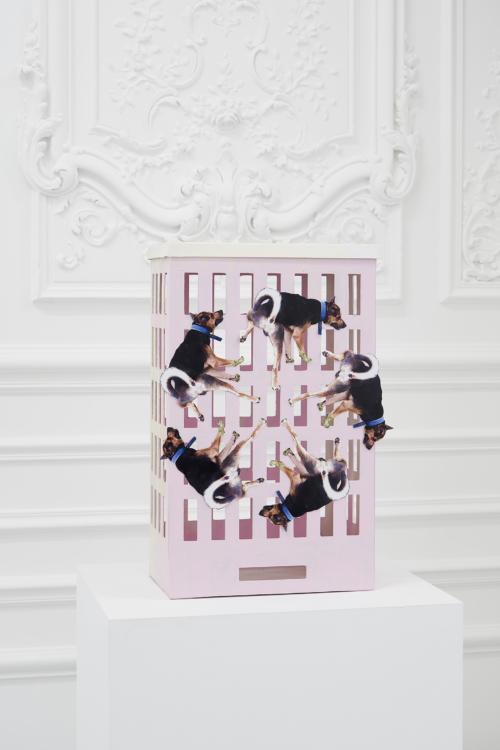 high art 1 — Charlotte Houette, Artiste