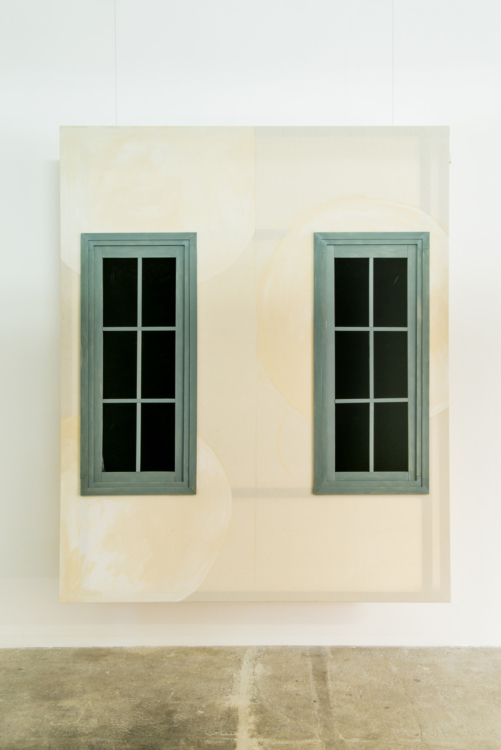 grand double — Charlotte Houette, Artiste