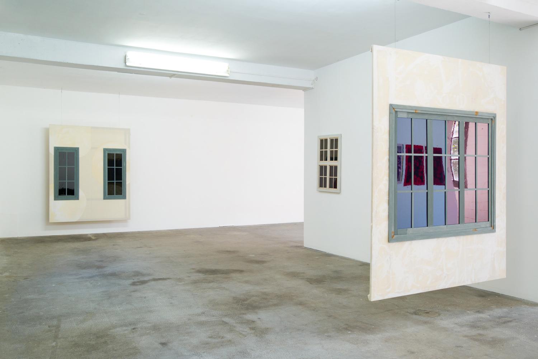 vue d'installation 3 — Charlotte Houette, Artiste