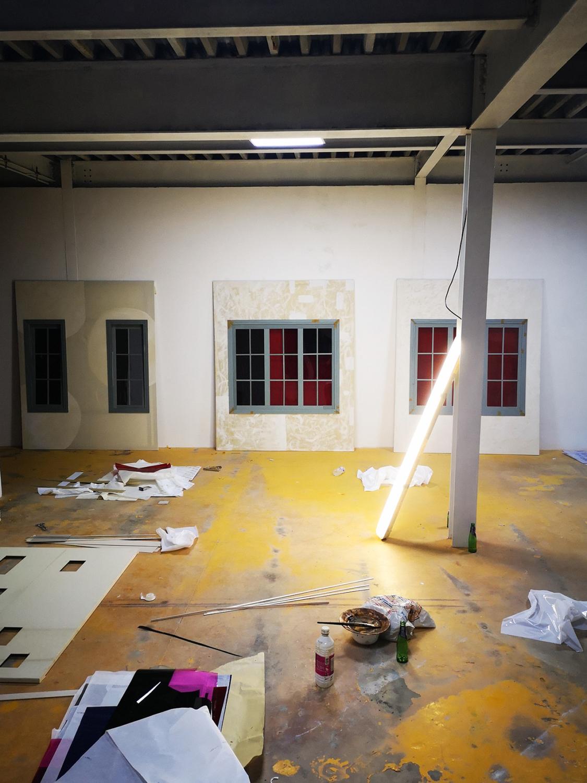 studio work — Charlotte Houette, Artiste